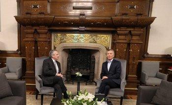 Alberto le agradeció a Macri la predisposición para trabajar en la transición | Elecciones 2019