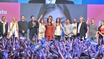 Para Todos, pero … ¿con quiénes? | Alberto presidente