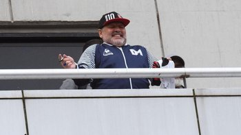 La remera peronista de Diego Maradona | Tyc sports