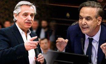 Pichetto lo llamó dos veces a Alberto pero el presidente no le contestó | Miguel angel pichetto vice