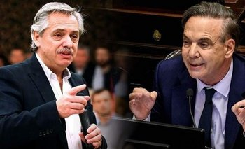 Pichetto se enojó con Mujica y le apuntó a Alberto | Jose mujica