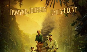 Nuevo teaser de Jungle Cruise | Cine