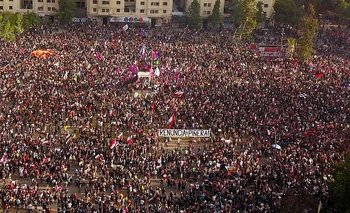 Crisis en Chile: el estallido contra Piñera continúa  | Chile