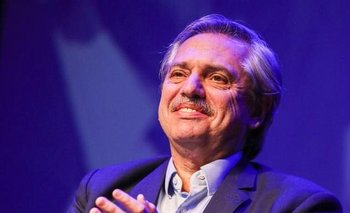 Alberto Fernández homenajeó a Alfonsín a 36 años de su triunfo electoral | Alberto presidente