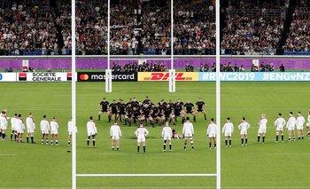 Insólita sanción a Inglaterra por invadir el Haka de los All Blacks | Rugby