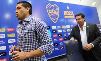 ¿Riquelme, candidato del oficialismo en Boca? | Boca juniors