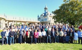 Axel Kicillof se reunió con intendentes para diagramar el nuevo gobierno | Kicillof gobernador