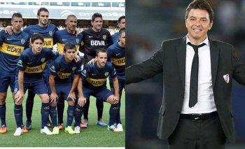 El ex jugador de Boca que quiere Gallardo para reforzar a River | River plate