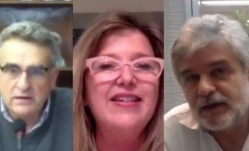 Rossi, Filmus y Álvarez Rodríguez convocaron a fortalecer la unidad   Frente de todos