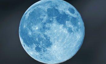 Luna llena en octubre 2020 y otros fenómenos impresionantes de este mes | Espacio exterior
