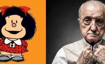 La insólita conexión entre Mafalda y el hermano de Mirtha Legrand | Curiosidades