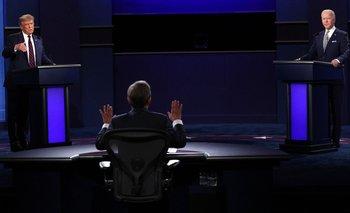 Trump vs. Biden: el coronavirus mete la cola en una elección con final abierto | Elecciones en estados unidos