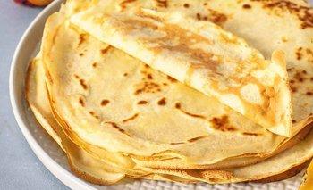 Cómo hacer panqueques: receta fácil y rápida | Recetas de cocina
