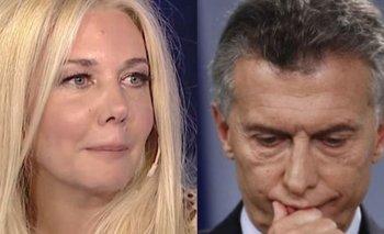 Tras denunciar a Caniggia y a Macri, Nannis dice que fue amenazada  | Macri presidente