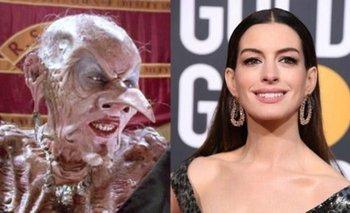 Anne Hathaway se luce en el tráiler de la remake de Las Brujas   Cine