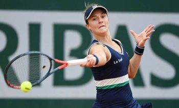 Detrás de Nadia Podoroska: las mujeres que abrieron paso en el deporte   Tenis