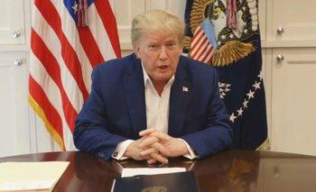 Trump se bajó del segundo debate en EE.UU.  | Elecciones en estados unidos