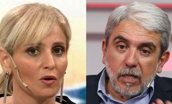 El picante cruce entre Aníbal Fernández y Manguel por Cristina | Televisión