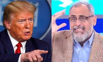 Jorge Rial contó el día que chocó a Donald Trump en Estados Unidos | Jorge rial