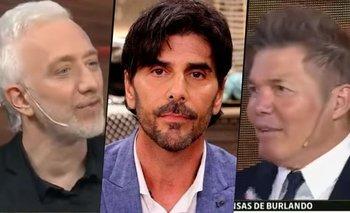 La incómoda pregunta de Andy Kusnetzoff a Burlando sobre Juan Darthés | #atr