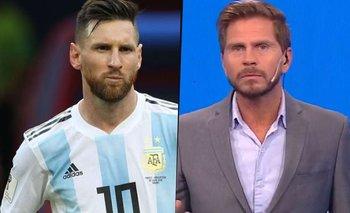 El Pollo Vignolo no relatará más a la Selección: quién lo reemplazará   Selección argentina
