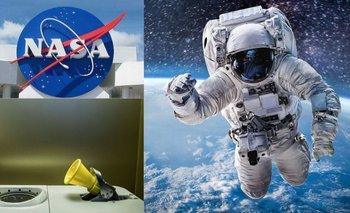 ¡Increíble! La NASA lanzó un inodoro al espacio  | Espacio exterior