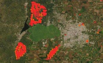 Incendios en Córdoba: el rol de la especulación inmobiliaria y el agro | Córdoba