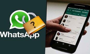 Whatsapp: llega la función de seguridad más esperada por los usuarios | Celulares
