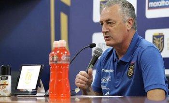 A Alfaro le preguntaron si gritaría un gol ante Argentina y no dudó | Fútbol