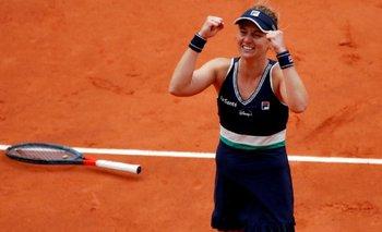 Roland Garros: Podoroska habló del premio económico tras las semifinales   Tenis