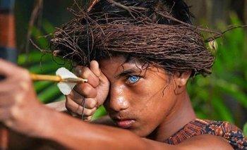 Los dolorosos síntomas detrás de la mutación de la tribu de los ojos azules   Fenómenos naturales