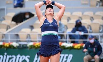 Ganó Nadia Podoroska y enfrentará a Serena Williams | Tenis