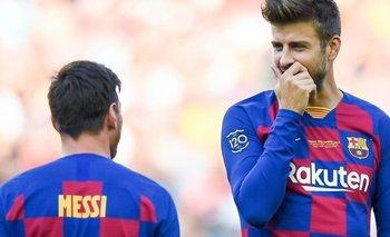 Piqué pidió que el estadio del Barcelona lleve el nombre de Messi | Fútbol