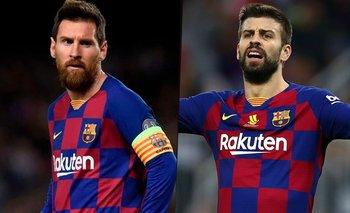 Messi se peleó con Piqué: detalles del nuevo conflicto en Barcelona | Barcelona