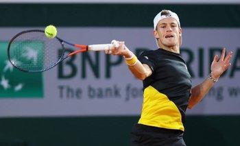 Triunfazo de Diego Schwartzman que lo metió en semis de Roland Garros   Tenis
