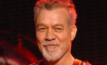 Rock, de luto: murió Eddie Van Halen a los 65 años | Música