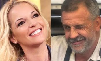 ¿Qué pasa entre Carina Zampini y Christian Petersen? | El gran premio de la cocina