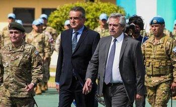 "Réplica de Rossi a la ""Mesa de Enlace"" uniformada: ""Son conspiradores"" | Ministro de defensa"