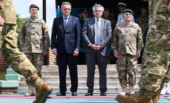 Una mutual se suma al rechazo de la Mesa de Enlace militar  | Fuerzas armadas