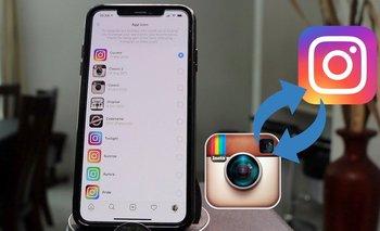 Cómo cambiar el ícono de Instagram | Celulares