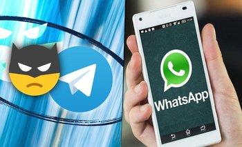 Telegram copia a Discord para ganarle a WhatsApp | Tecnología