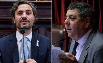 Cafiero cruzó a De Angeli con datos y lo dejó mal parado | Congreso
