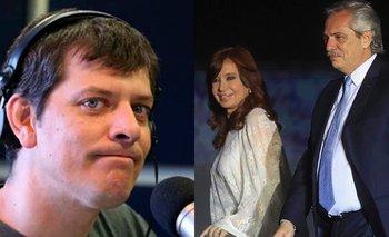 La insólita teoría de Pergolini sobre la relación entre CFK y Alberto   Televisión