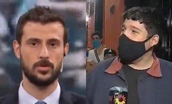 El comentario de un desocupado que incomodó a Diego Leuco y Malnatti | Canal 13