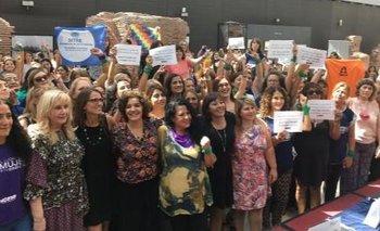 Un plan federal para construir la igualad en la diversidad | Ministerio de la mujer género y diversidad