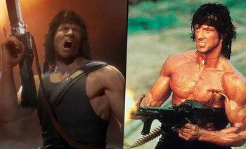 Rambo: el nuevo videojuego con Sylvester Stallone llega a Mortal Kombat | Gaming