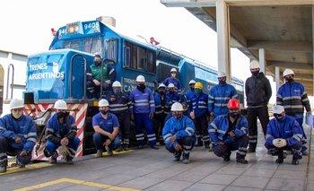 Tren Urquiza: crece el transporte ferroviario de cargas en la Mesopotamia | Ministerio de transporte