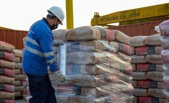 Se disparó la venta de cemento en julio hasta máximos desde 2015 | Reactivación productiva