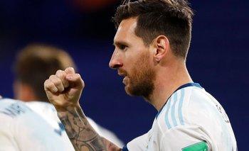 """El acuerdo nacional y popular de Lionel Messi con YPF: """"Bienvenido""""   Lionel messi"""