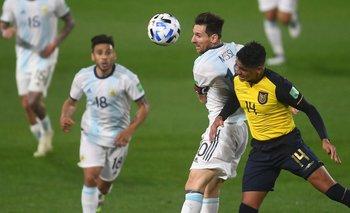 Ranking FIFA: ¿cómo quedó Argentina tras sus triunfos en Eliminatorias? | Fútbol